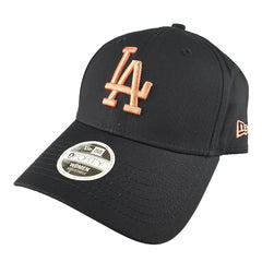 NEW ERA 9FORTY (Womens) - MLB Navy K.A Bronze - Los Angeles Dodgers