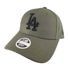 NEW ERA 9FORTY (Womens) - MLB Olive Diamond Era - Los Angeles Dodgers