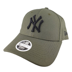 13077fdff2e NEW ERA 9FORTY (Womens) - MLB Olive Diamond Era - New York Yankees ...