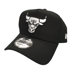 various colors ca08c 9a36f NEW ERA 9FORTY A-FRAME - Seasonal Colours - Chicago Bulls ...