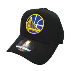 NBA Youth - Team Colour Logo Snapback - Golden State Warriors