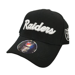 NFL Youth - Team Script Snapback - Oakland Raiders