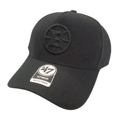 '47 BRAND - MVP DT SNAPBACK BLACK - Boston Bruins