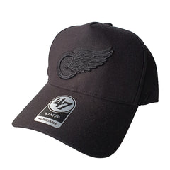 '47 BRAND - MVP DT SNAPBACK BLACK - Detroit Red Wings