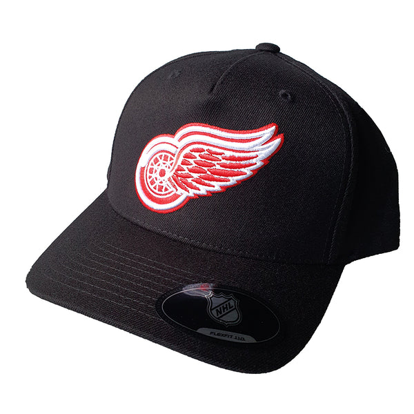 NHL Team Logo Colour Pinch 110 Snapback - Detroit Red Wings