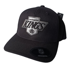 NHL Team Logo Colour Pinch 110 Snapback - Los Angeles Kings