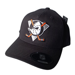 NHL Team Logo Colour Pinch 110 Snapback - Anaheim Mighty Ducks