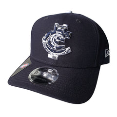 NEW ERA 9FIFTY - AFL Letter Infill - Carlton Blues