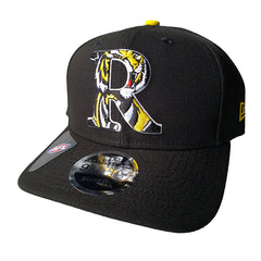 NEW ERA 9FIFTY - AFL Letter Infill - Richmond Tigers