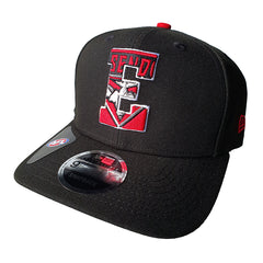 NEW ERA 9FIFTY - AFL Letter Infill - Essendon Bombers