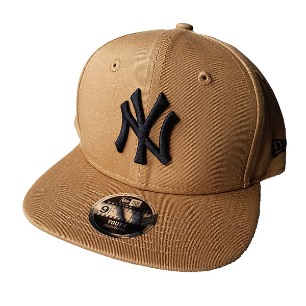 NEW ERA 9FIFTY (Youth) - Wheat Redux - New York Yankees