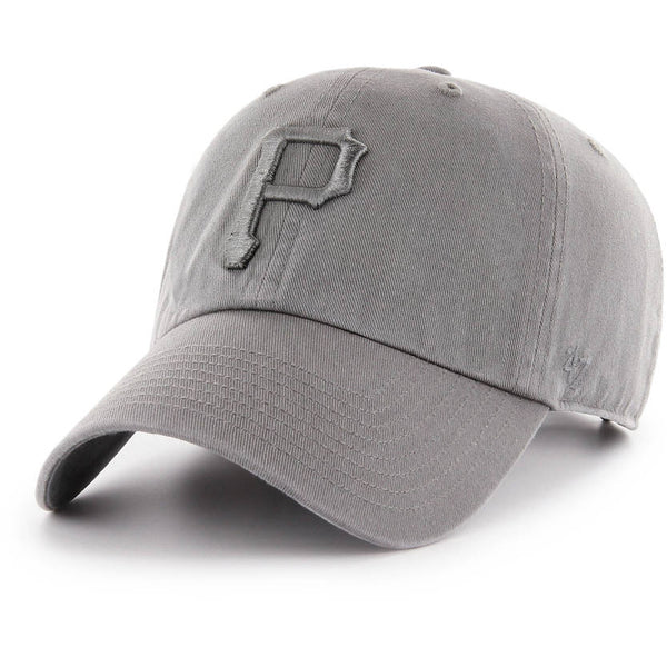 '47 Brand - CLEAN UP Grey Tonal - Pittsburgh Pirates