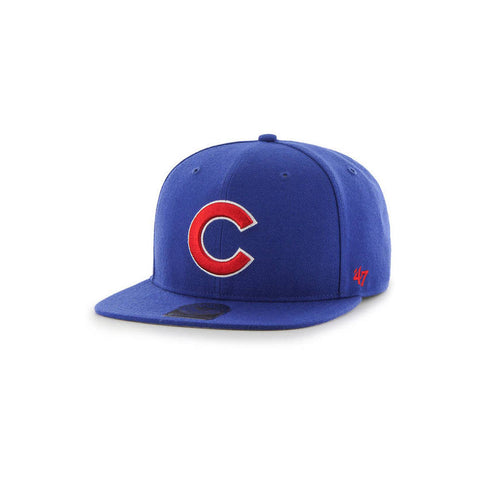 '47 Brand - CAPTAIN - Chicago Cubs Royal Sure Shot