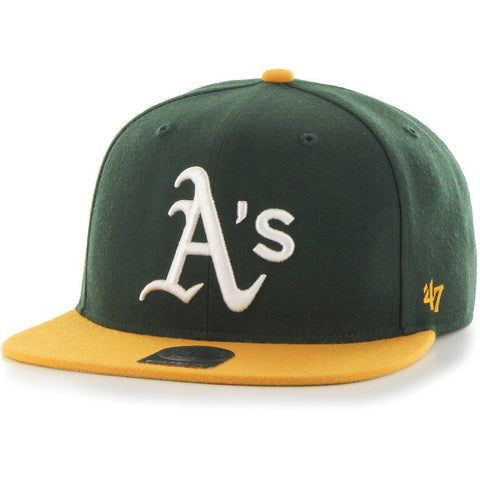 '47 Brand - CAPTAIN - Oakland Athletics Sure Shot Two Tone