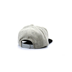 Flexfit (Toddler 1-3yo) - Base Hit Wool Blend - Heather Grey/Black - Cap City