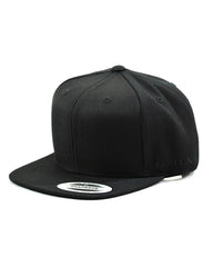 Flexfit (Youth 3-12yo) - Base Hit Wool Blend - Black - Cap City