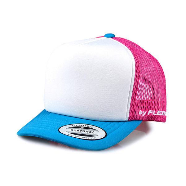 Flexfit (Kids) - Hi Crown Trucker - Various Colours