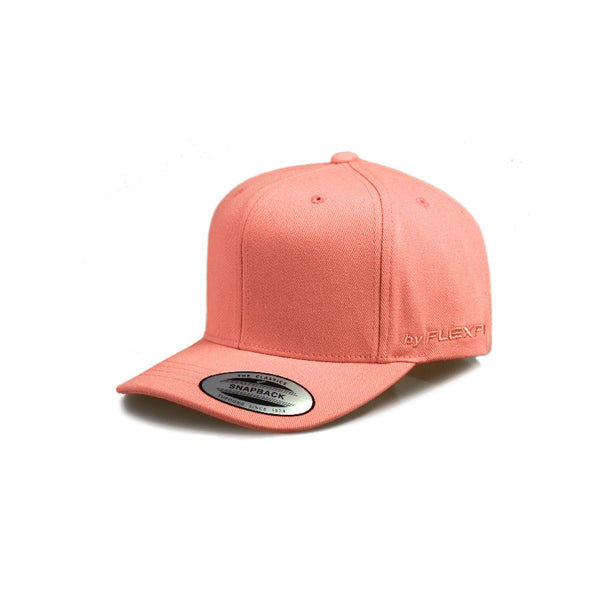 Flexfit (Youth 3-12yo) - Easy Youth Snapback - Pale Red