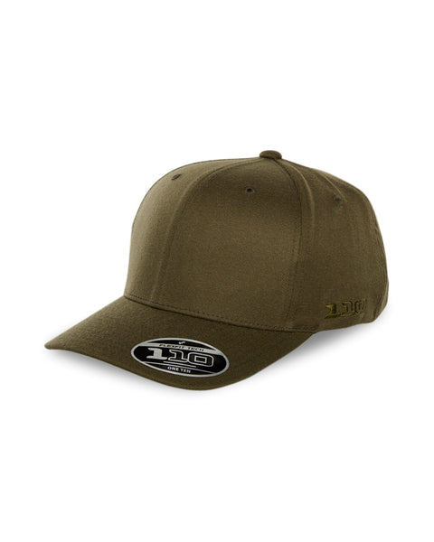 Flexfit (Toddler 1-3yo) - Twiggy 110 Snapback - Olive