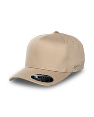 FLEXFIT - Gravity 110 Pinch Panel Snapback - Khaki ... e22fcbc59bf