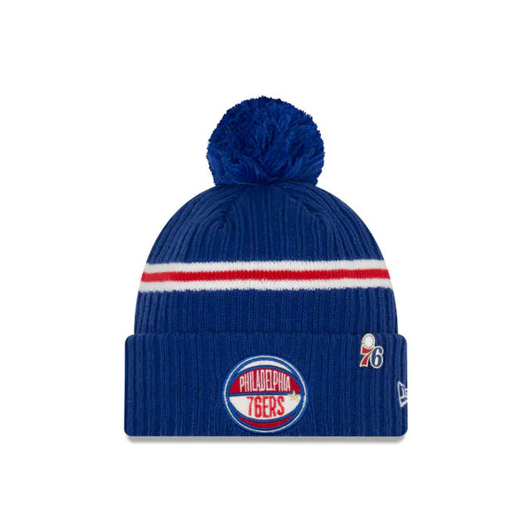 NEW ERA - NBA Authentics Draft Series Beanie - Philadelphia 76ers