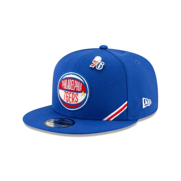 NEW ERA 9FIFTY - NBA Authentics Draft Series - Philadelphia 76ers