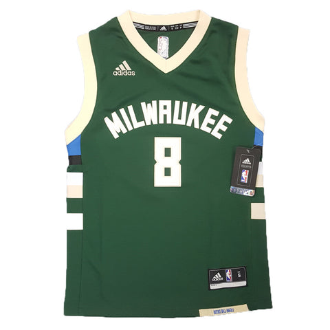 Adidas NBA Replica Jersey (Youth) - Milwaukee Bucks - Matthew Dellavedova