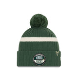 NEW ERA - NBA Authentics Draft Series Beanie - Milwaukee Bucks