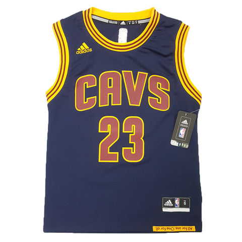 Adidas NBA Replica Jersey (Youth) - Cleveland Cavaliers - Lebron James