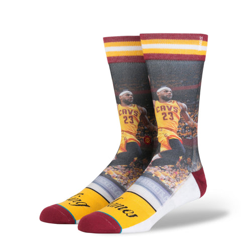 Stance - NBA Future Legends Cleveland Cavaliers - King James