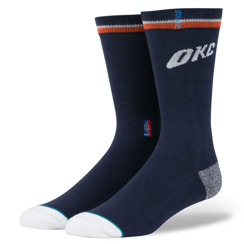 Stance - NBA Casual - Oklahoma City Thunder Arena
