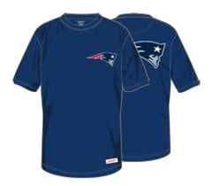 Mitchell & Ness - Triple Double HWC Traditional Tee - New England Patriots - Cap City
