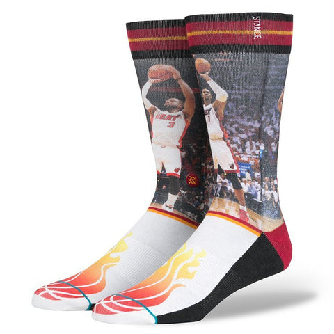 Stance - NBA Future Legends Miami Heat - Wade/Bosh