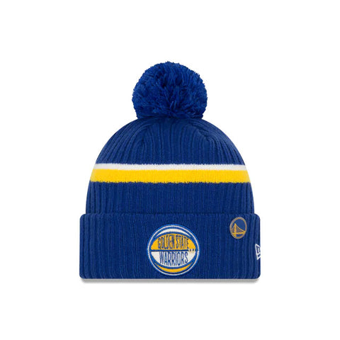 NEW ERA - NBA Authentics Draft Series Beanie - Golden State Warriors