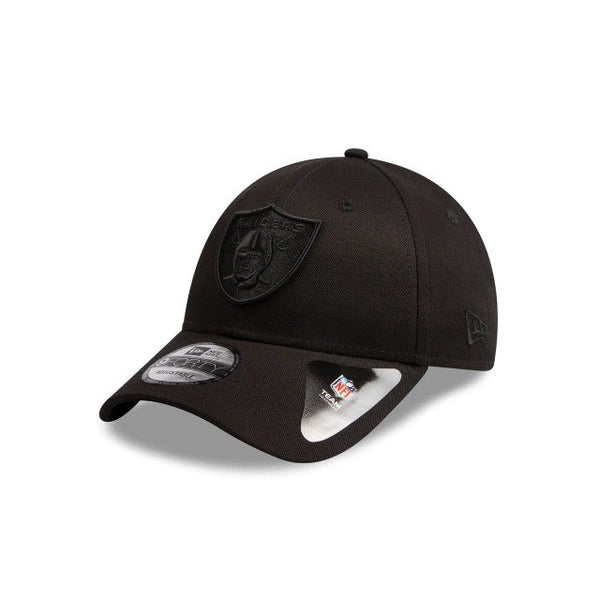 NEW ERA 9FORTY - Black on Black - Las Vegas Raiders
