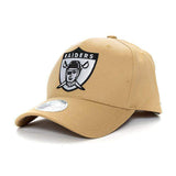 MITCHELL & NESS - 110 Pinch Panel Wheat - Las Vegas Raiders