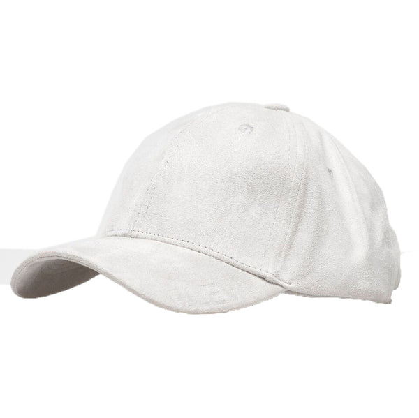 Elevn - Suede Hat - Grey