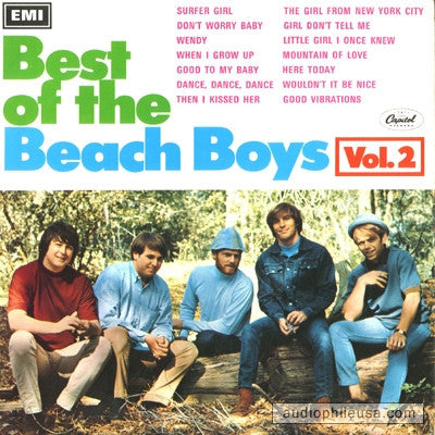 Best Of The Beach Boys Vol. 2