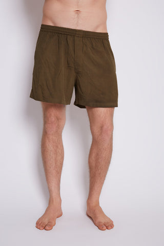 His Kind Forest Staple Shorts