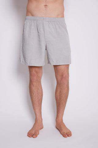 His Kind Stone Staple Shorts