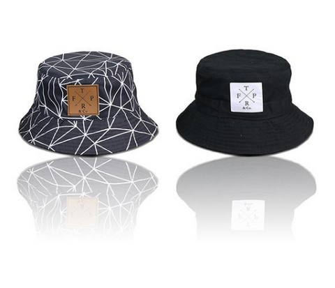 funky kids bucket hats