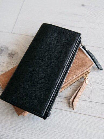 Woolf Leather Wallet
