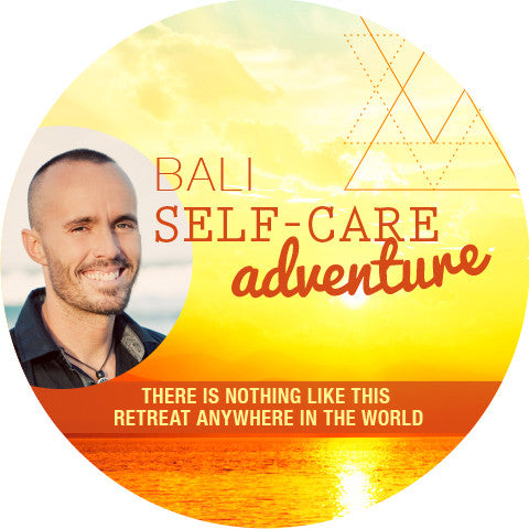 7 Day Self Care Adventure (in Bali)