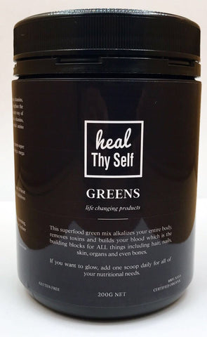Heal Thy Self Greens