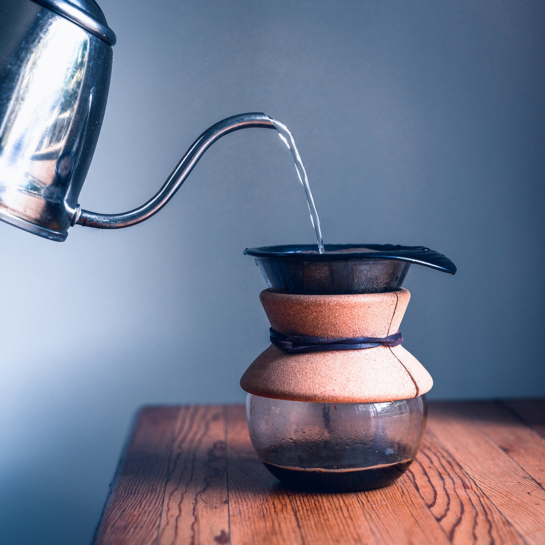 pour over coffee tips