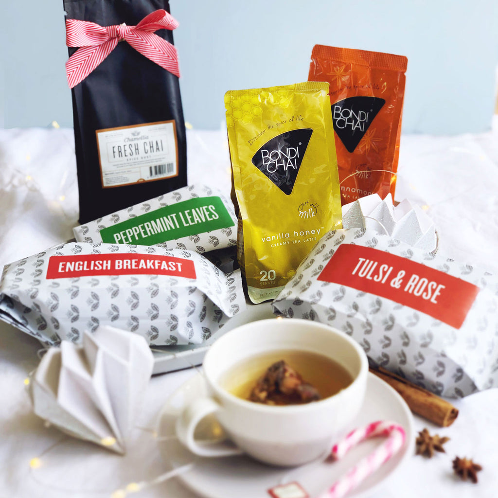 Tea Lovers Pack - Beancraft