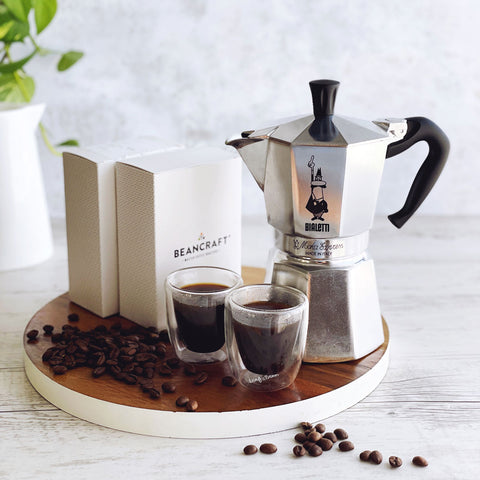 Moka Pot Espresso Lovers Pack - Beancraft