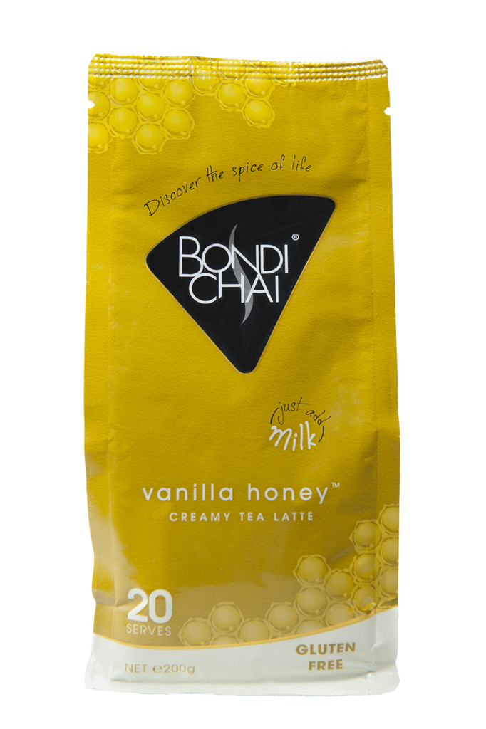 Bondi Chai - Vanilla Honey - 200g
