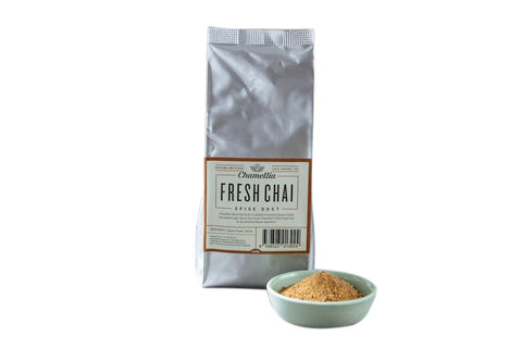 9 Spice Chai Dust Garnish- 250g - Beancraft