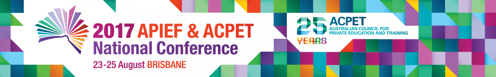 ACPET National Conference 24-25 August in Brisbane